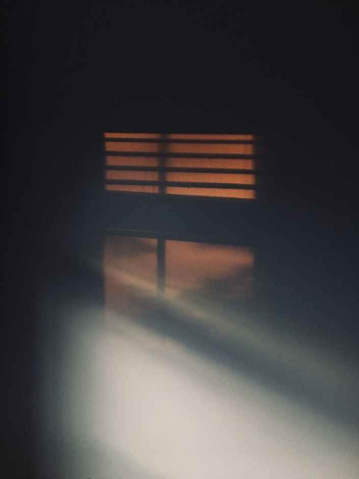window blinds photography